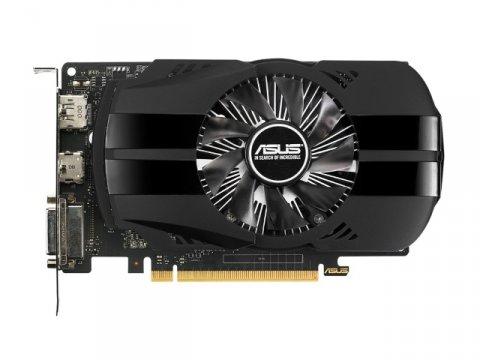 ASUS PH-GTX1050TI-4G 02 PCパーツ グラフィック・ビデオカード PCI-EXPRESS