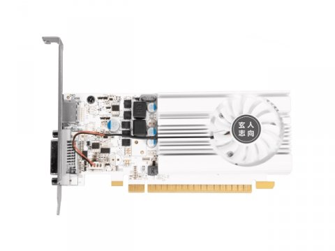 玄人志向 GF-GT1030-E2GB/LP/D5 02 PCパーツ グラフィック・ビデオカード PCI-EXPRESS