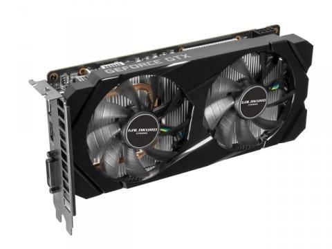 玄人志向 GG-GTX1660SP-E6GB/DF 02 PCパーツ グラフィック・ビデオカード PCI-EXPRESS