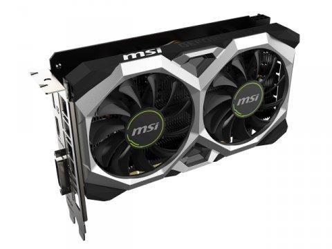MSI GeForce GTX 1650 SUPER VENTUS XS OC 02 PCパーツ グラフィック・ビデオカード PCI-EXPRESS