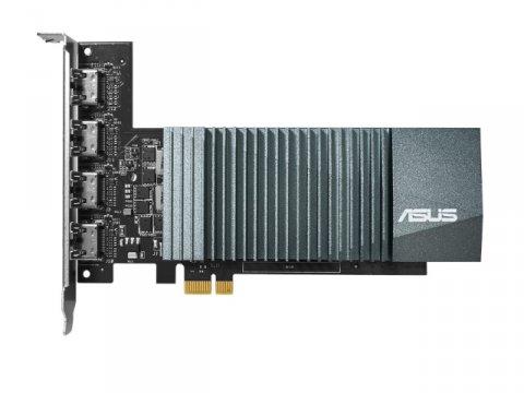 ASUS GT710-4H-SL-2GD5 02 PCパーツ グラフィック・ビデオカード PCI-EXPRESS