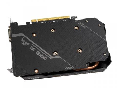 ASUS TUF-GTX1650-O4GD6-GAMING 02 PCパーツ グラフィック・ビデオカード PCI-EXPRESS