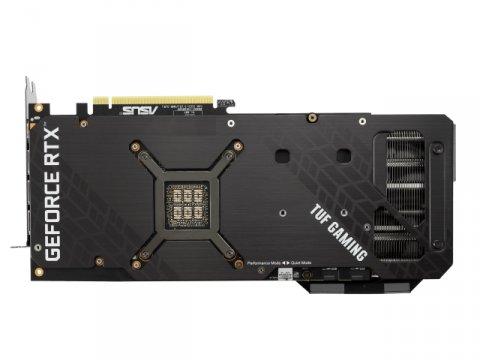 ASUS TUF-RTX3080-10G-GAMING 02 PCパーツ グラフィック・ビデオカード PCI-EXPRESS