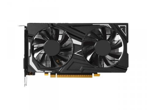 玄人志向 GF-GTX1650D6-E4GB/DF3 02 PCパーツ グラフィック・ビデオカード PCI-EXPRESS
