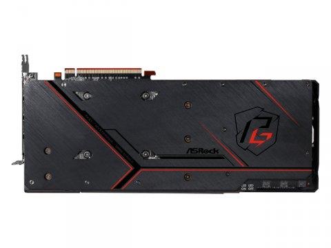 ASRock RX 6800 XT PG D 16G OC 02 PCパーツ グラフィック・ビデオカード PCI-EXPRESS