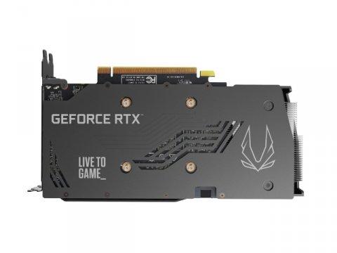 ZTRTX3060TWINEDGEOC-12GBGDR6 VD7558 02 PCパーツ グラフィック・ビデオカード PCI-EXPRESS