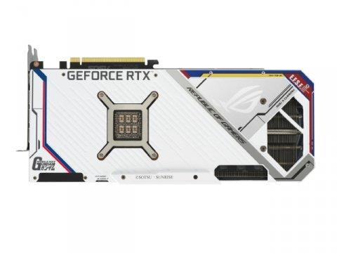 ASUS ROG-STRIX-RTX3080-O10G-GUNDAM 02 PCパーツ グラフィック・ビデオカード PCI-EXPRESS