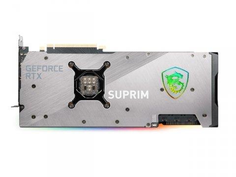MSI GeForce RTX 3080 Ti SUPRIM X 12G 02 PCパーツ グラフィック・ビデオカード PCI-EXPRESS