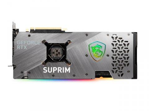 MSI GeForce RTX 3070 Ti SUPRIM X 8G 02 PCパーツ グラフィック・ビデオカード PCI-EXPRESS