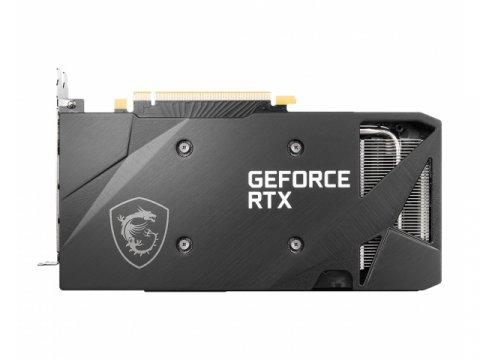 MSI RTX 3060 Ti VENTUS 2X 8G OCV1 LHR 02 PCパーツ グラフィック・ビデオカード PCI-EXPRESS