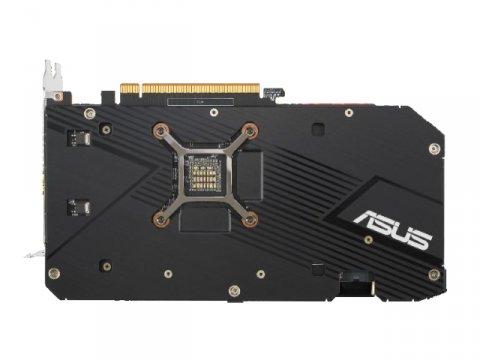 ASUS DUAL-RX6600-8G 02 PCパーツ グラフィック・ビデオカード PCI-EXPRESS