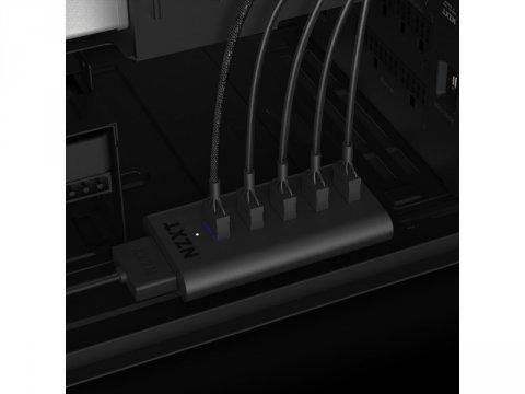 NZXT AC-IUSBH-M3 INTERNAL USB HUB(gen3) 02 PCパーツ PCアクセサリー USB機器