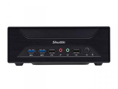 Shuttle XH110G 02 PCパーツ ベアボーン Intel用ベアボーン
