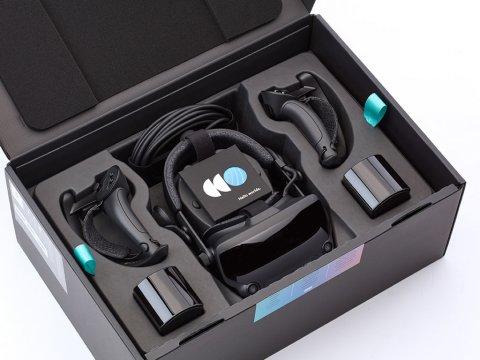 VALVE INDEX VRキット B級品 02 周辺機器 ゲーム モニター ヘッドマウントディスプレイ