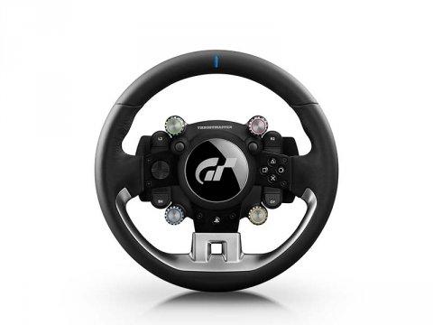 T-GT Force Feedback Racing Wheel for PS4 02 ゲーム ゲームデバイス ジョイスティック