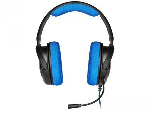 CA-9011196-AP /HS35 Stereo Blue 02 ゲーム ゲームデバイス ヘッドセット