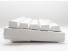 One 2 Mini RGB Pure White Cherry Speed S 02 PCパーツ 周辺機器 モバイル ゲーム 入力デバイス キーボード
