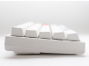 One 2 Mini RGB Pure White Cherry Silentr 02 PCパーツ 周辺機器 モバイル ゲーム 入力デバイス キーボード