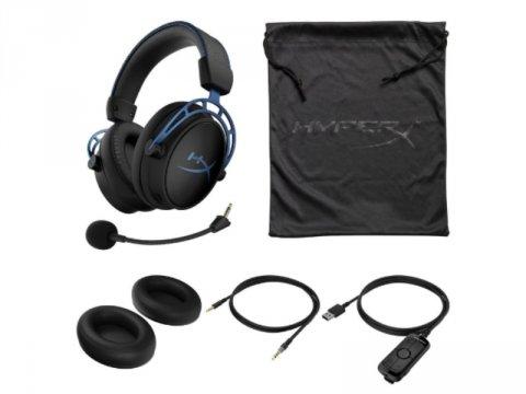 HX-HSCAS-BL/WW 02 ゲーム ゲームデバイス ヘッドセット