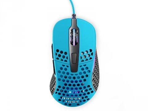 701159 M4 RGB マイアミブルー 02 ゲーム ゲームデバイス マウス