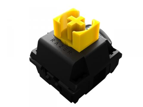 BlackWidow JP - Yellow Switch 02 ゲーム ゲームデバイス キーボード