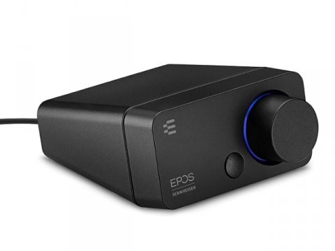 EPOS│SENNHEISER GSX-300 1000201 02 PCパーツ 周辺機器 ゲーム PCサウンド | オーディオ関連 SOUNDカード・ユニット
