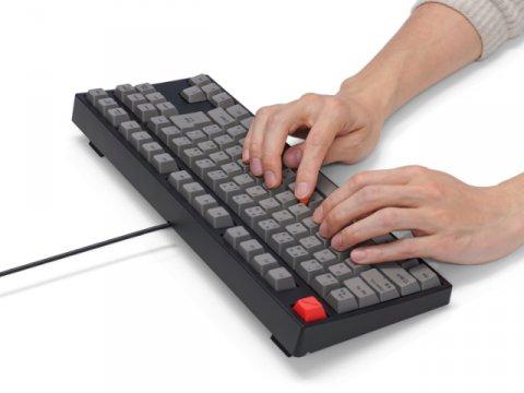 ARCHISS Quattro TKL /AS-KBQ91/CGBA 02 周辺機器 モバイル ゲーム 入力デバイス キーボード