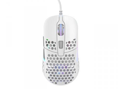 701302 M42 RGB ホワイト ゲーミングマウス 02 ゲーム ゲームデバイス マウス