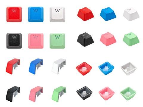 Keycap Mod Kit Pink /CH-9911070-JP 02 周辺機器 モバイル ゲーム 入力デバイス キーボード