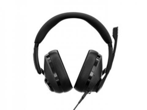 EPOS H3 Hybrid Black 1000890 02 ゲーム ゲームデバイス ヘッドセット