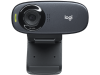 Logicool C310n 02 PCパーツ 周辺機器 ネットワーク関連 ネットワークコミュニケーション(Skype・WEBカメラ他)