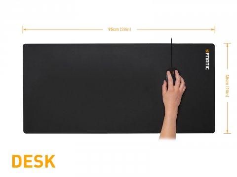 Focus 2 DESK /FG-MP-5060455780655 02 ゲーム ゲームアクセサリー マウスパッド