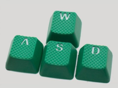 th-rubber-keycaps-green-18 02 ゲーム ゲームデバイス キーボード