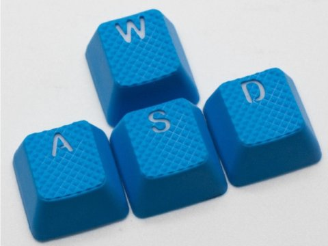 th-rubber-keycaps-sky-blue-18 02 ゲーム ゲームデバイス キーボード