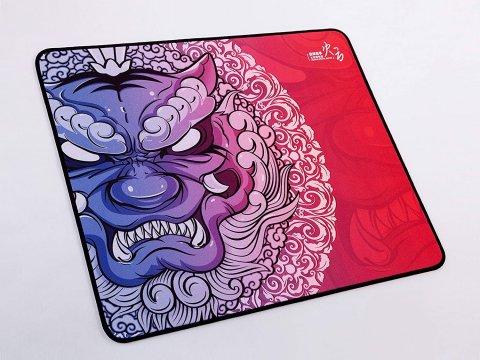 Longteng Firecloud 02 ゲーム ゲームアクセサリー マウスパッド