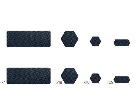 Universal Grip Tape /RC21-01670100-R3M1 02 ゲーム ゲームアクセサリー マウスソール