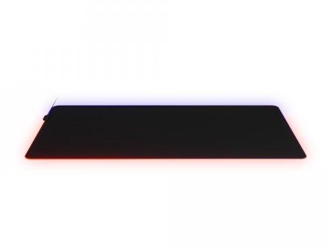 SteelSeries QcK Prism Cloth 3XL /63511 02 ゲーム ゲームアクセサリー マウスパッド