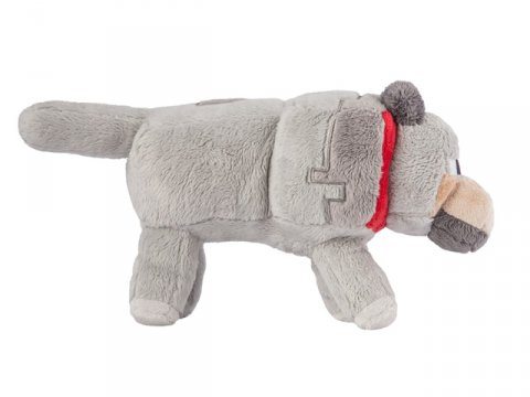 Minecraft 15 Wolf Plush With Hang Tag 02 ゲーム その他・趣味 ゲーム関連グッズ ACCESSORIES