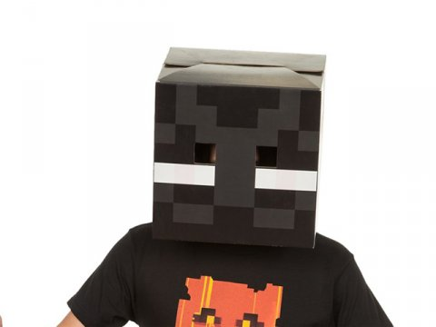 Minecraft Enderman Head 02 ゲーム その他・趣味 ゲーム関連グッズ ACCESSORIES