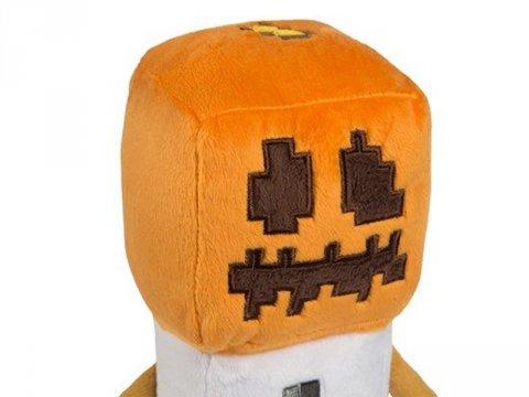 Minecraft 11.5 Snow Golem Plush W Hang 02 ゲーム その他・趣味 ゲーム関連グッズ ACCESSORIES