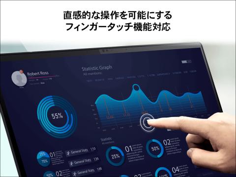 【BTO】標準モデル:72001857 02 デスクトップ・ノートPC ノートパソコン 14インチクラス