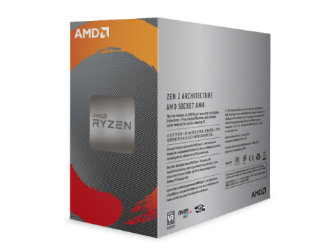 AMD Ryzen 5 3500 100-100000050BOX 03 PCパーツ CPU(Intel AMD) AMDプロセッサ