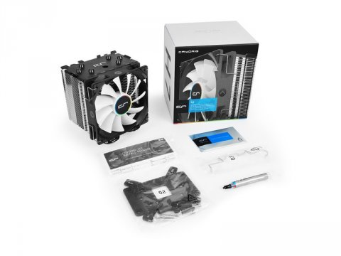 CRYORIG H7 V2 03 PCパーツ クーラー | FAN | 冷却関連 CPUクーラー