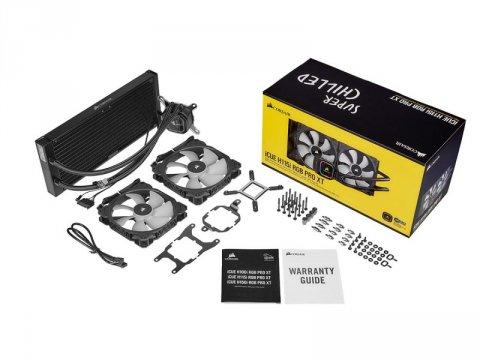 CW-9060044-WW H115i RGB PRO XT 03 PCパーツ クーラー | FAN | 冷却関連 CPUクーラー