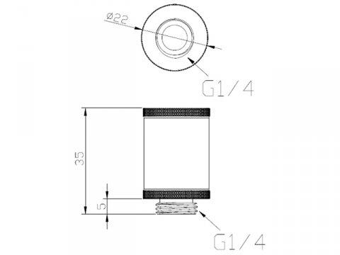 CL-W047-CU00SL-A HS1097 03 PCパーツ クーラー   FAN   冷却関連 水冷関連