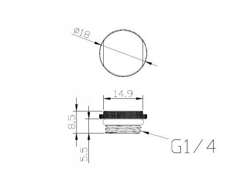 CL-W035-CU00BL-A HS1110 03 PCパーツ クーラー   FAN   冷却関連 水冷関連