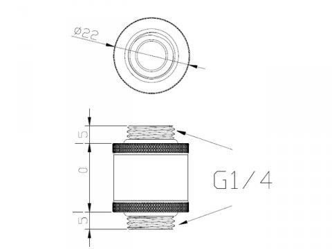 CL-W043-CU00BL-A HS1118 03 PCパーツ クーラー | FAN | 冷却関連 水冷関連