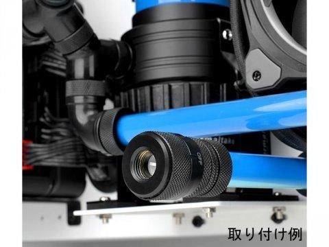 CL-W087-CU00BL-A HS1265 03 PCパーツ クーラー   FAN   冷却関連 水冷関連