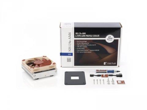 Noctua NH-L9a-AM4 03 PCパーツ クーラー | FAN | 冷却関連 CPUクーラー