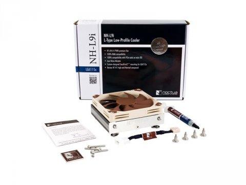 Noctua NH-L9i 03 PCパーツ クーラー   FAN   冷却関連 CPUクーラー